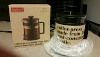 4 cup coffee press