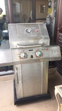 stainless steel gas grill with gas grill Toronto, M1W