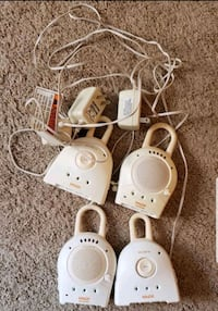 Sony baby monitors