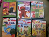 Learning Dvds- New in package Fayetteville, 28304