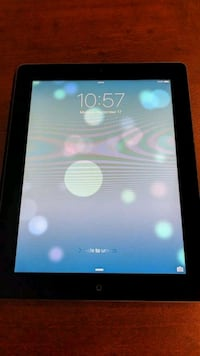 iPad 2 WIFI only Second Generation 16gb Black.  Toronto, M1X 1X1