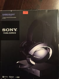DR-GA500 Sony Gaming Headphones Toronto, M8V 1A6