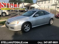 2006 Honda Accord EX coupe AT Linden