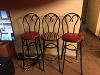 3 barstool make me an offer must pick up serious inquires only please Waldorf