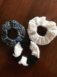 HAND CROCHETED SCRUNCHIES Haverhill, 01832