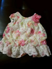 white and pink floral dress Morristown, 37813