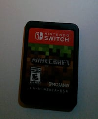 Minecraft for Nintendo Switch New Tecumseth, L0G