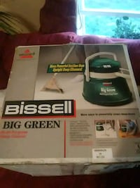 Brand new Bissell Big green Charles Town, 25414