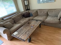 Custom-made couch