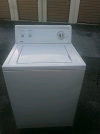 white top-load clothes washer 32 mi