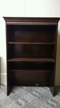 Bookcase hutch : 2 for sale: $25 each Rutherfordton, 28139