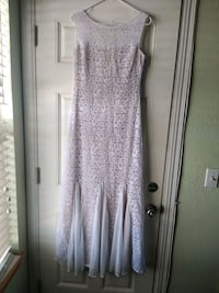 Wedding dress. Worn once. Obviously lol Littlerock, 93543