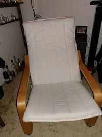 IKEA chair with cusion and good condition and very Kitchener, N2A 2N9