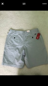 Men's  gray denim shorts Clarksburg