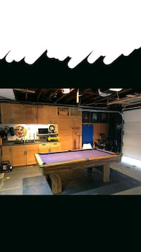 Slate Top Pool Table / Billiards table. Perfect beginner table. San Diego, 92115
