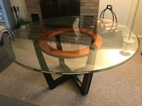 Glass top dining table Lanham, 20706