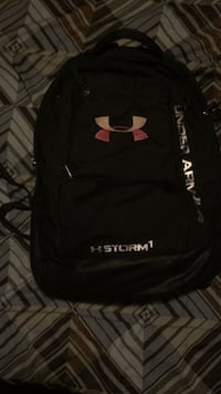 black and red Under Armour backpack Winston-Salem, 27105