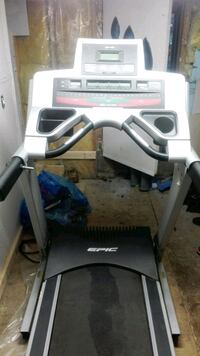 white and black treadmill with stationary bike Corner Brook, A2H 2C7