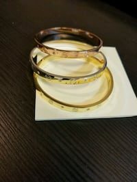 Cartier bracelet 3 for 150 3750 km