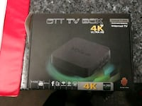 OTT 4K TV BOX 49.95 Edmonton, T5M 3R2
