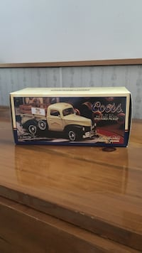 Coors collectible truck