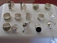 assorted silver-colored rings Phoenix, 85009