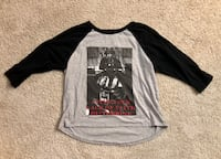 Star Wars quarter sleeve top. Barely worn North Chesterfield, 23237