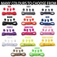 BRAND NEW No Tie Easy Elastic Shoelaces for All Ag Markham, L6C 2E5
