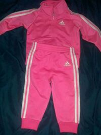 pink and white Nike track pants Springfield, 01109