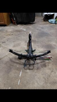 Quad 400 crossbow shot about 15 times nothing wrong with it just need the extra money  Noblesville, 46060