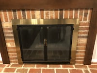 Fireplace glass Rockville, 20852