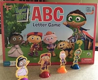 Super Why ABC Letter Game | Age 3+ Ashburn, 20147