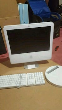 IMac g4 with keyboard and mouse Mission, V2V 5A7