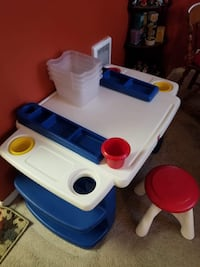 Step2 Build & Store Block Activity Table