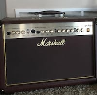 marshall acoustic guitar amplifier Columbia, 65201