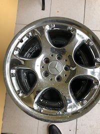 "Mercedes Benz rims 17"" rims 2 rims only Miami Shores, 33150"