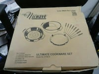 NuWave 31120A Ultimate Induction Cookware Steamer