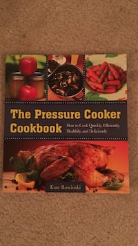 the pressure cooker cookbook by kate rowinski Fairfax, 22030