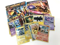 Over 1000 Pokemon Cards