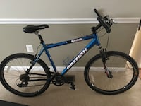 Blue and black hard tail mountain bike Ashburn, 20147