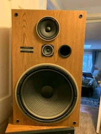 Large Pioneer HiFi speakers CS-G403