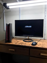 Asus gaming pc setup Kelowna, V1V