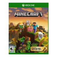 Minecraft Master Collection (minecraft + starter pack + creators pack + coins) Xbox One Laval, H7N 5G4