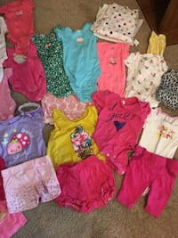 toddler's assorted clothes Stafford, 22554