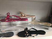 Valentino like sandals from sizes 36-41 Fits half size small Vaughan, L4L 9R6