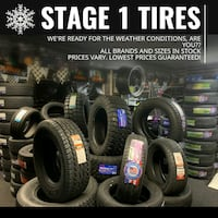 SNOW/RAIN EXPECTED WITHIN THE NEXT FEW DAYS❗Tires start at $50 each  Perth Amboy, 08861