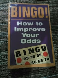 Bingo books-how to improve your odds