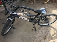black and gray BMX bike Niagara Falls, L2J 2R5