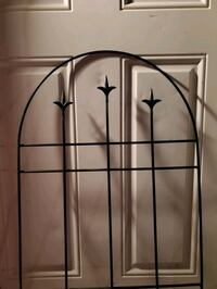 Metal French Provincial Style Flower Plant Trellis  Essex, 21221