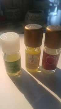 Body Shop home fragrence oils Surrey, V4N 5X7